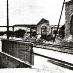 Il sottopassaggio della stazione dove morirono circa 2000 persone