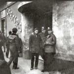Uffici Croce Rossa presso il Cinema Flagella