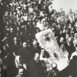 Arrivo della Madonna dei Sette Veli a San Marco in Lamis