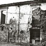 Rovine nel centro storico
