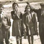 Bambini a Foggia (da archivio militare americano)