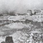 Bombardamenti in zona stazione
