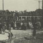 Civili alla stazione di Foggia
