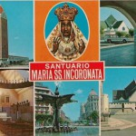 Cartolina dell'Incoronata