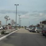 La via che la città ha dedicato a Mario Forcella