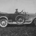 1920 - una delle prime automobili