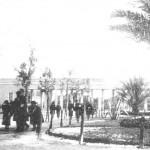 Interno Villa Comunale - inizi 900