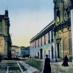 Ospedale Umberto I (acquerello)