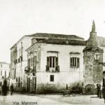 Via Manzoni con Epitaffio