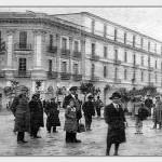 Piazza Cavour primi 900