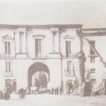 """1898 - incendio degli uffici comunali a seguito della """"Rivoluzione della fame"""""""