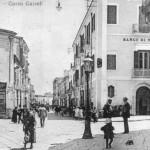 Corso Cairoli - Sede del Banco di Napoli