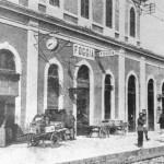Interno vecchia stazione