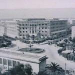 Il Palazzo degli Uffici Statali in costruzione