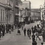 Corso Vittorio Emanuele anni 40 (collezione privata Marco Scarpiello)