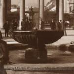 Fontana delle 4 palme anni 30 (collezione privata Marco Scarpiello)