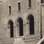 Palazzo del Podestà nel 1938 (collezione privata Marco Scarpiello)