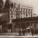 Piazza Cavour negli anni 30 (collezione privata Marco Scarpiello)