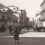 Piazza Lanza negli anni 40 (collezione privata Marco Scarpiello)
