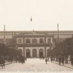 Viale XXIV Maggio negli anni 30 (collezione privata Marco Scarpiello)