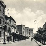 Corso Garibaldi negli anni 40
