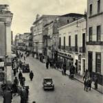 Corso Vittorio Emanuele negli anni 30