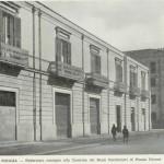 Edificio accanto alla Caserma dei Carabinieri