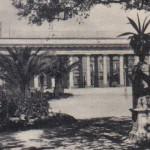 Interno Villa Comunale - statua dea Cecere