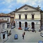Teatro Giordano nel 1980