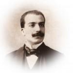 Umberto Giordano nel 1896