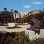 La piazza che Foggia ha dedicato a Giordano