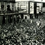 14 novembre 1948 - Funerali di Umberto Giordano a Milano