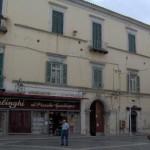 Piazza De Sanctis, 3 – Pal. Brancia-Farina