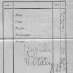 Ricevuta del 1924