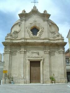 La chiesa dell'Addolorata