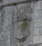 Epitaffio - Stemma di Filippo IV di Spagna