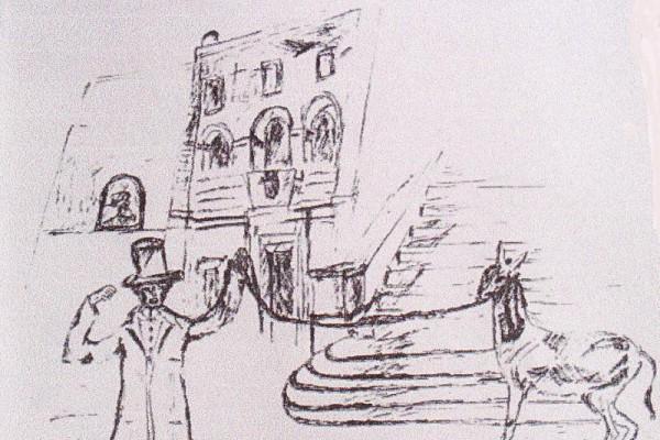 """""""Minello"""" di Borgo Caprari (disegni di Maria Pia de Stefano)"""