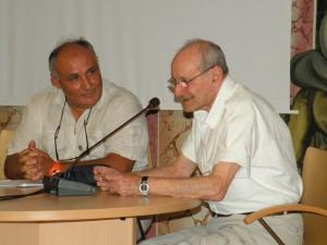 Alfonso De Santis e Salvatore Aiezza
