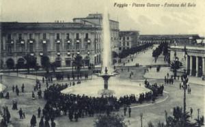Inaugurazione della fontana
