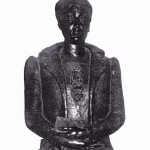 Il busto della nobildonna
