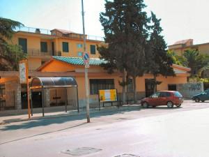 Sede del Museo in viale Di Vittorio