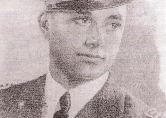 Il capitano Giuseppe Pesola