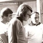 Serie A (1976/77) - Ritiro precampionato - Pirazzini è con Puricelli e Memo
