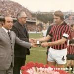 Serie A (1976/77) - 100 presenze in A