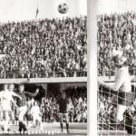 Serie A (1976/77) - Foggia Pescara - gol di Pirazzini