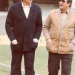 1980 - Pirazzini lascia il calcio giocato e intraprende la cariera di direttore sportivo