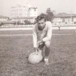 I primi calci a Ravenna (1958)
