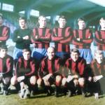 1968-69 (Serie B) In piedi: Pirazzini, Pinotti, Nuti, Dalle Vedove, Saltutti, Garzelli  accosciati: Rolla, Fumagalli, Teneggi, Valadè, Maioli
