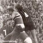 Serie A (1970/71)  - contrasto con Marcello Lippi