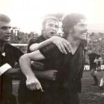 Serie A 1973/74 Pirazzini con Luigi Villa e Liguori